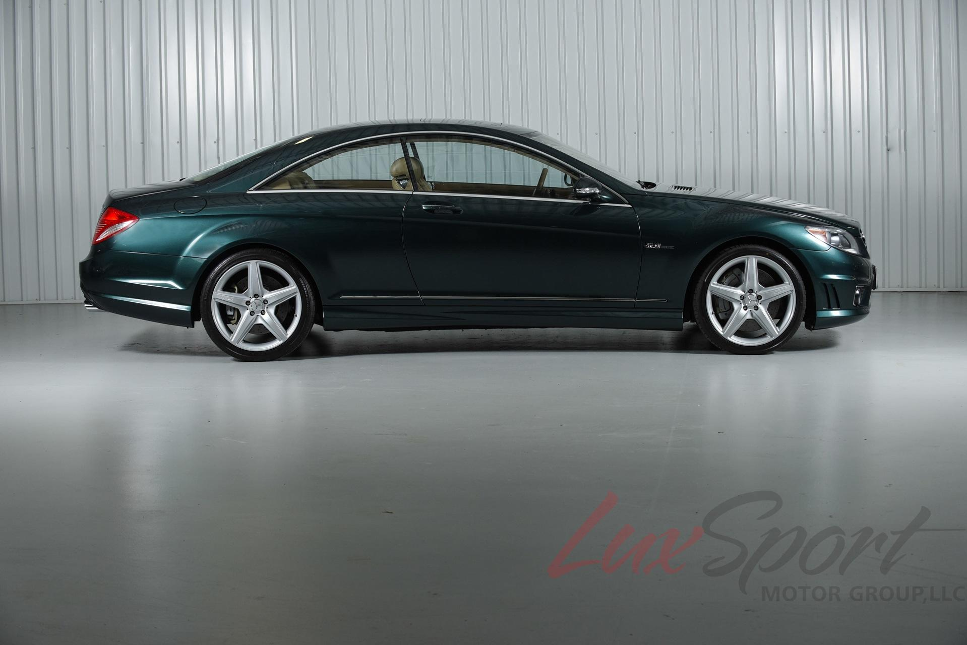 2008 mercedes benz cl63 amg coupe cl 63 amg stock for Mercedes benz southampton ny