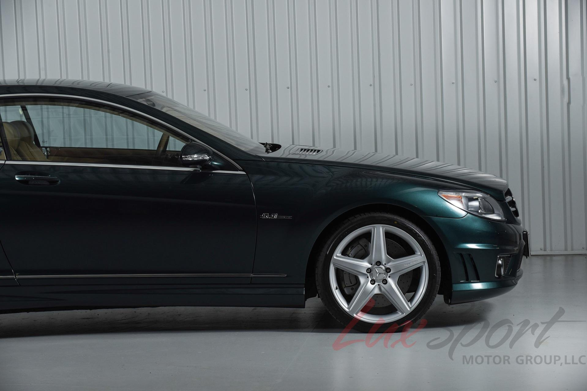 2008 mercedes benz cl63 amg coupe used mercedes benz cl class for sale in new hyde park new. Black Bedroom Furniture Sets. Home Design Ideas