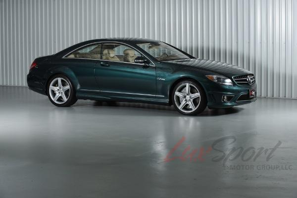 Used 2008 Mercedes-Benz CL63 AMG Coupe CL 63 AMG | New Hyde Park, NY