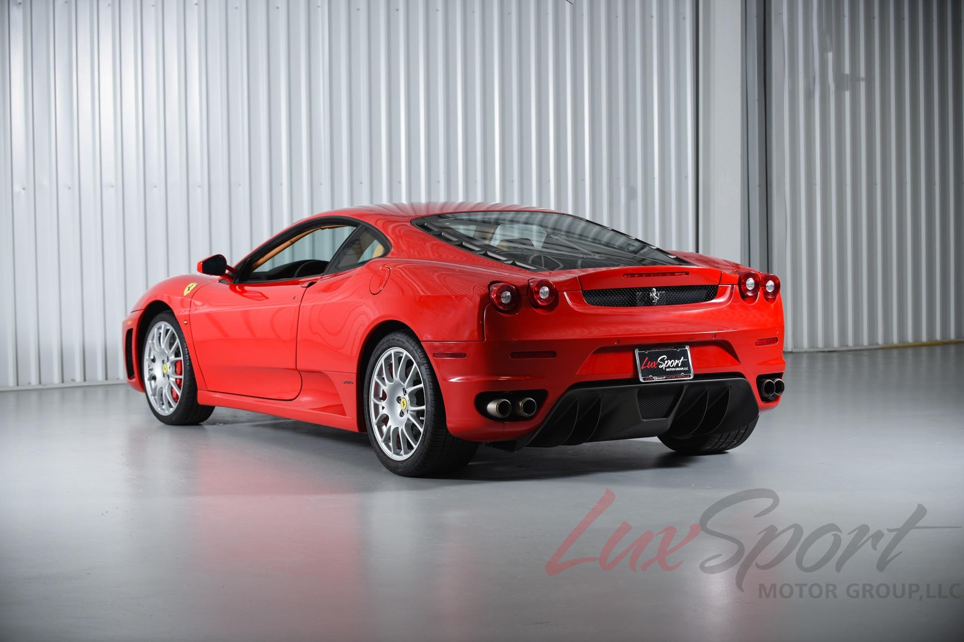 Used 2007 Ferrari F430 Berlinetta F1 Coupe F1 | New Hyde Park, NY