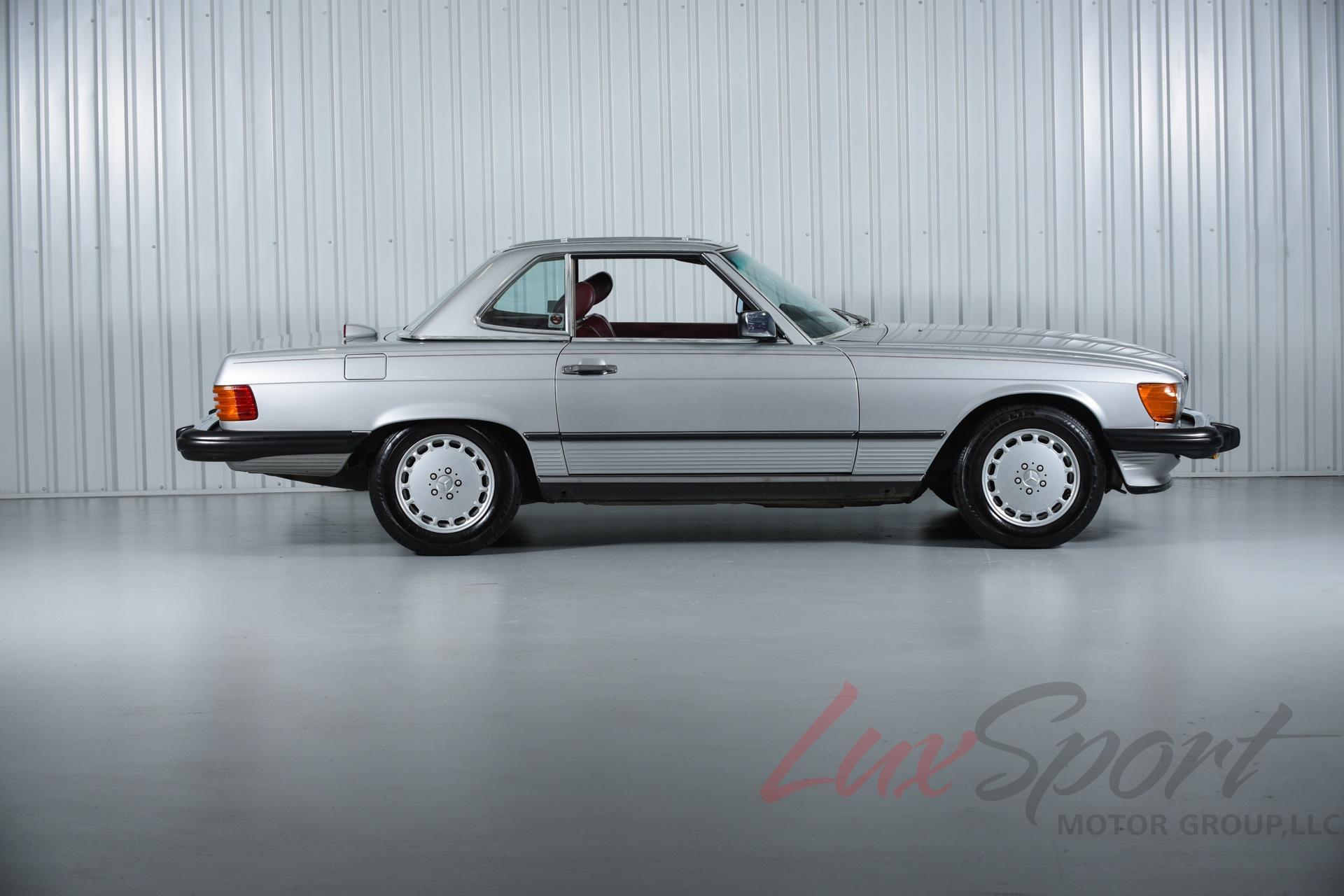 1987 mercedes benz 560sl roadster 560sl stock 1987153 for 1987 mercedes benz