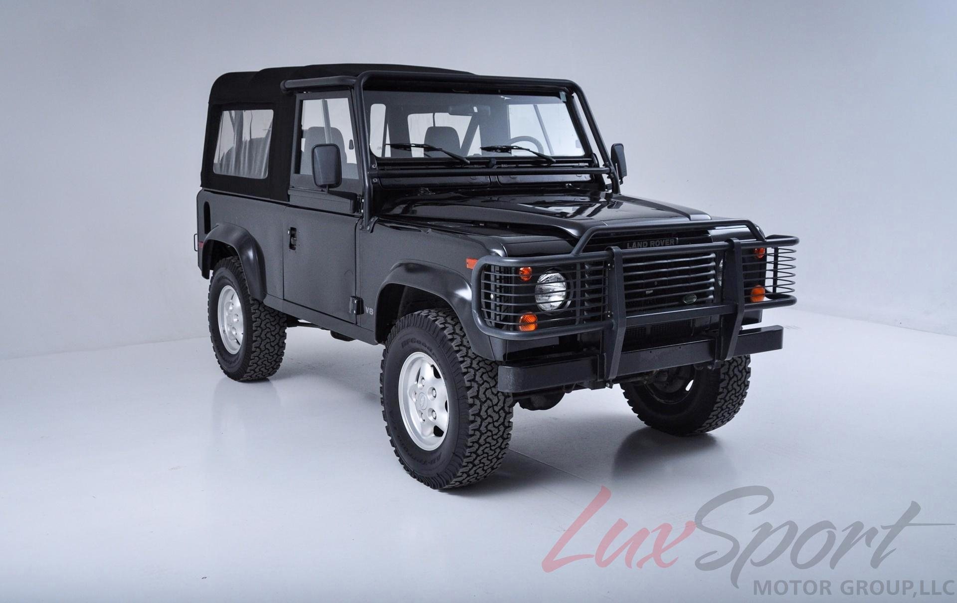 1997 Land Rover Defender 90 Open Top Stock 1997104 For