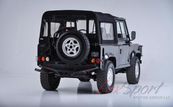 Used 1997 Land Rover Defender 90 Open Top | New Hyde Park, NY