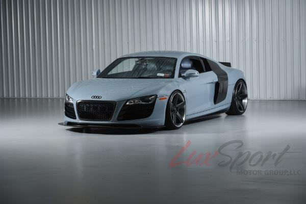 2010 audi r8 v10 coupe 5 2 quattro stock 2010102 for. Black Bedroom Furniture Sets. Home Design Ideas