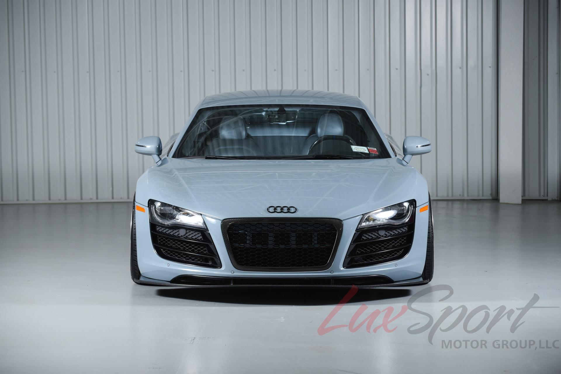 2010 Audi R8 V10 Coupe 5 2 quattro Stock for sale near New