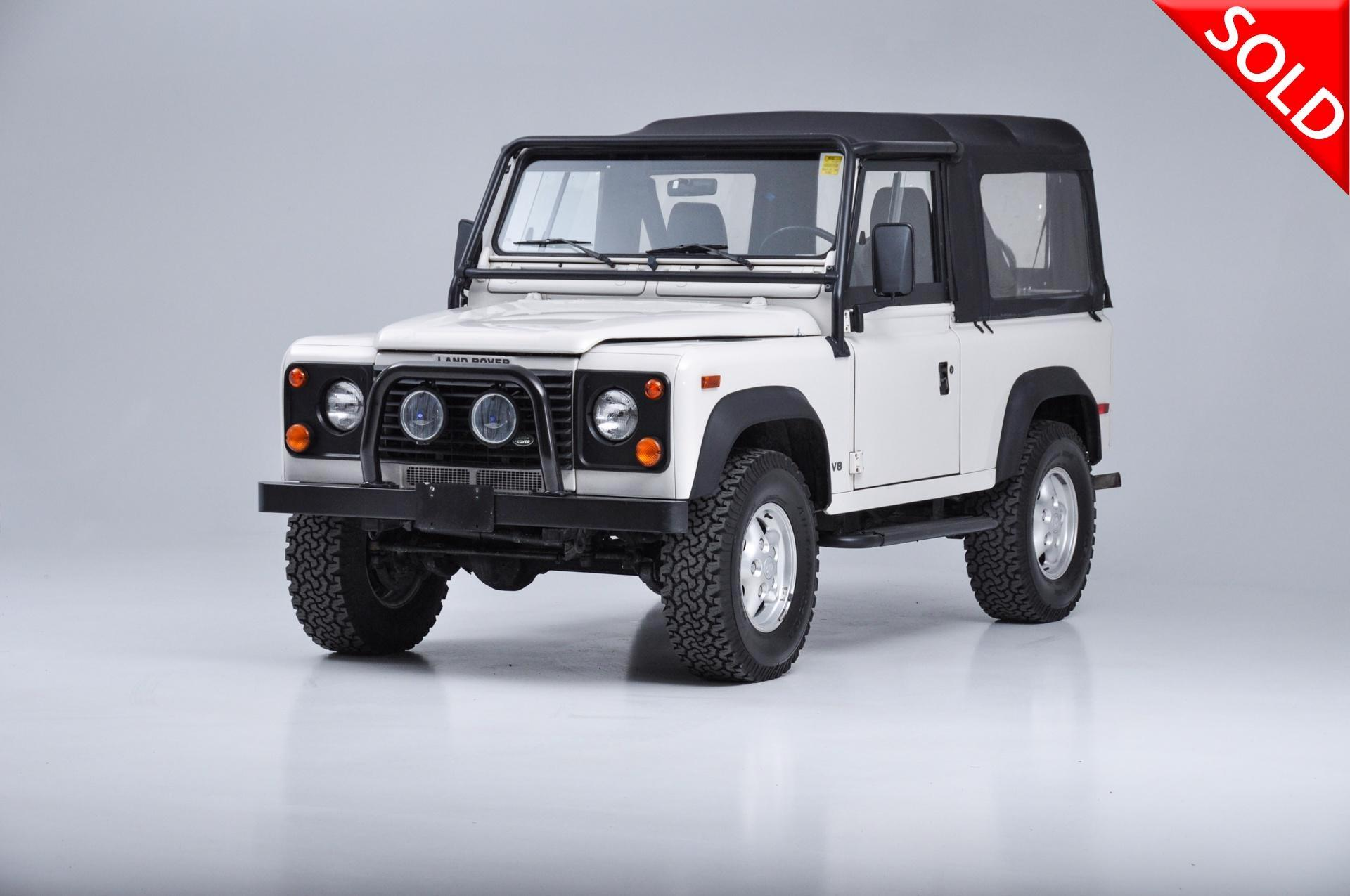 1997 land rover defender 90 90 stock # 1997110 for sale near new