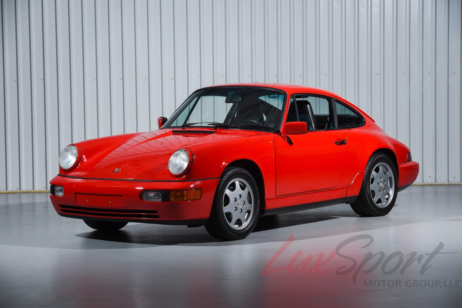 1991 porsche 964 carrera 2 coupe carrera stock 1991190. Black Bedroom Furniture Sets. Home Design Ideas