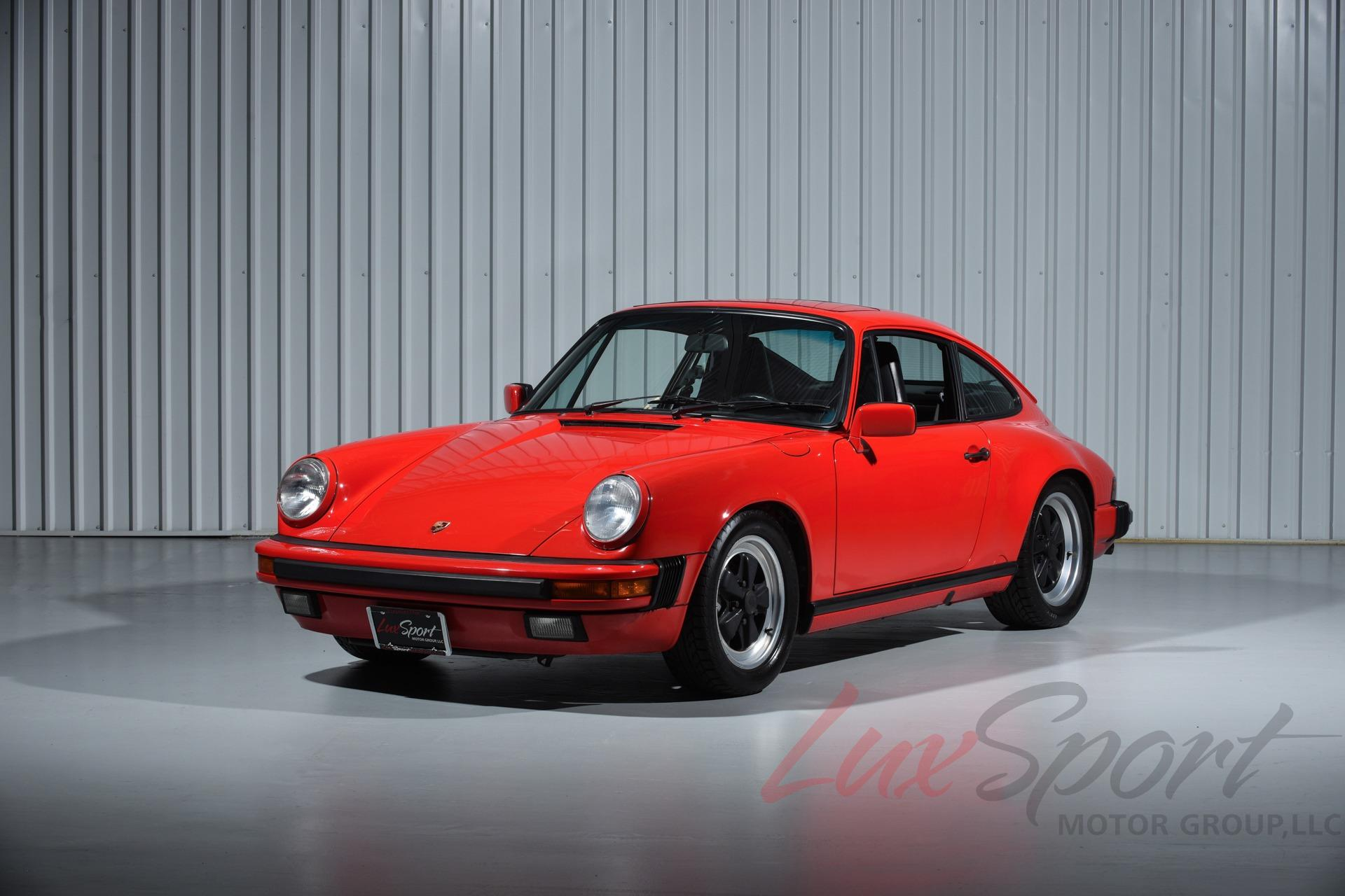 Used 1988 porsche 911 carrera coupe carrera new hyde park ny