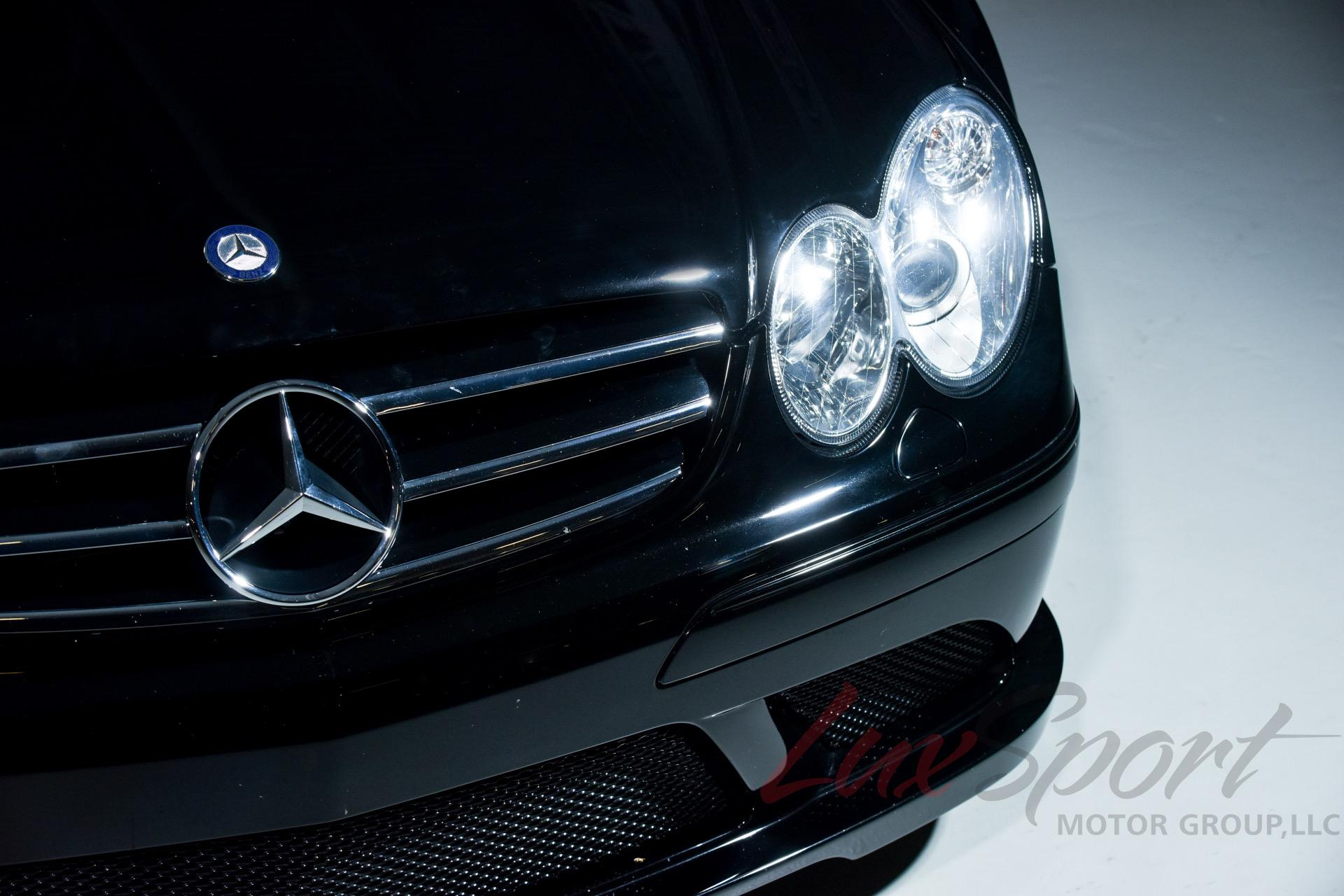 Used 2008 Mercedes-Benz CLK 63 AMG Black Series  | New Hyde Park, NY