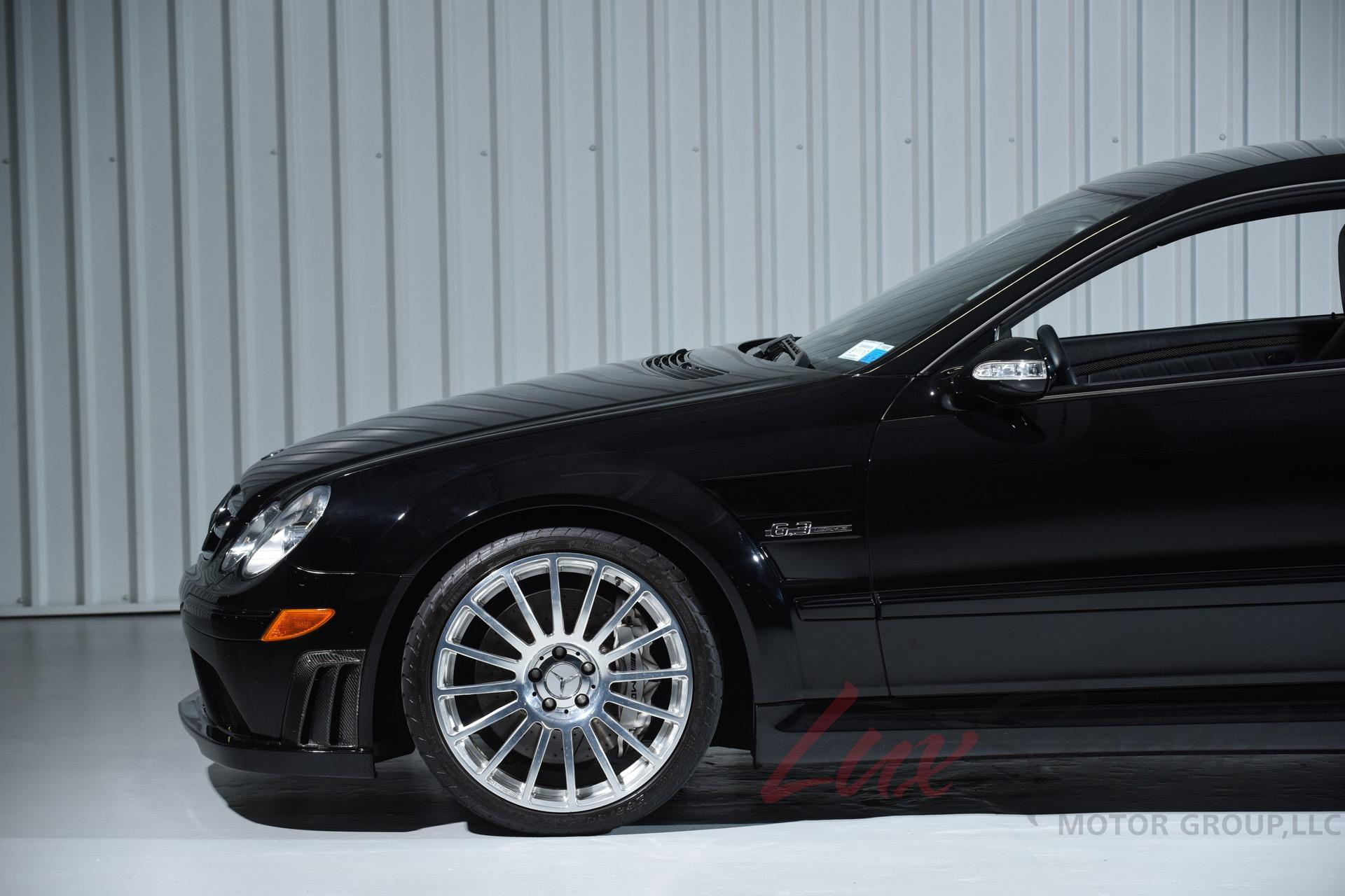 Used 2008 Mercedes-Benz CLK 63 AMG Black Series CLK 63 AMG Black Series | New Hyde Park, NY