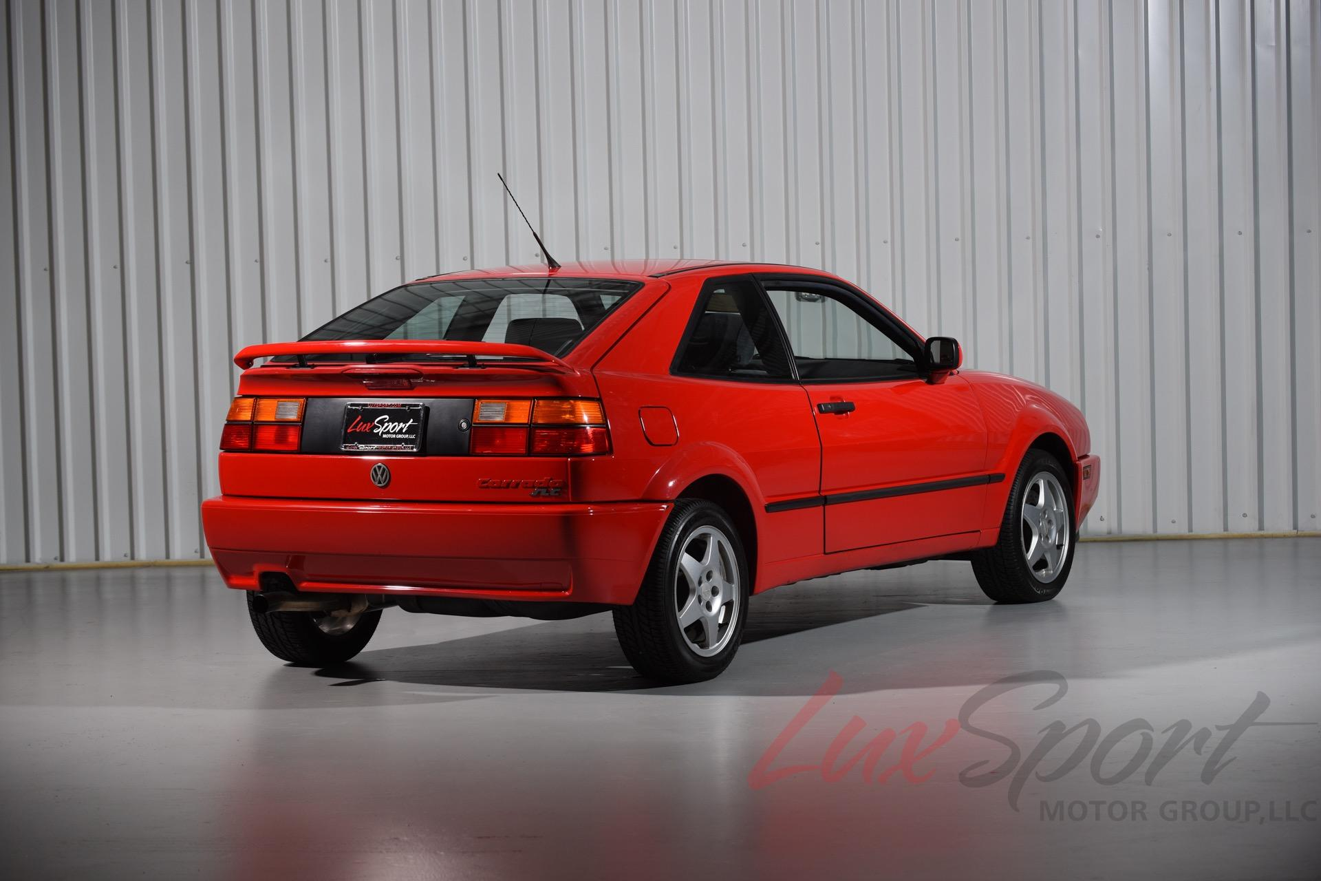 Used 1993 Volkswagen Corrado SLC VR6 Coupe SLC | New Hyde Park, NY