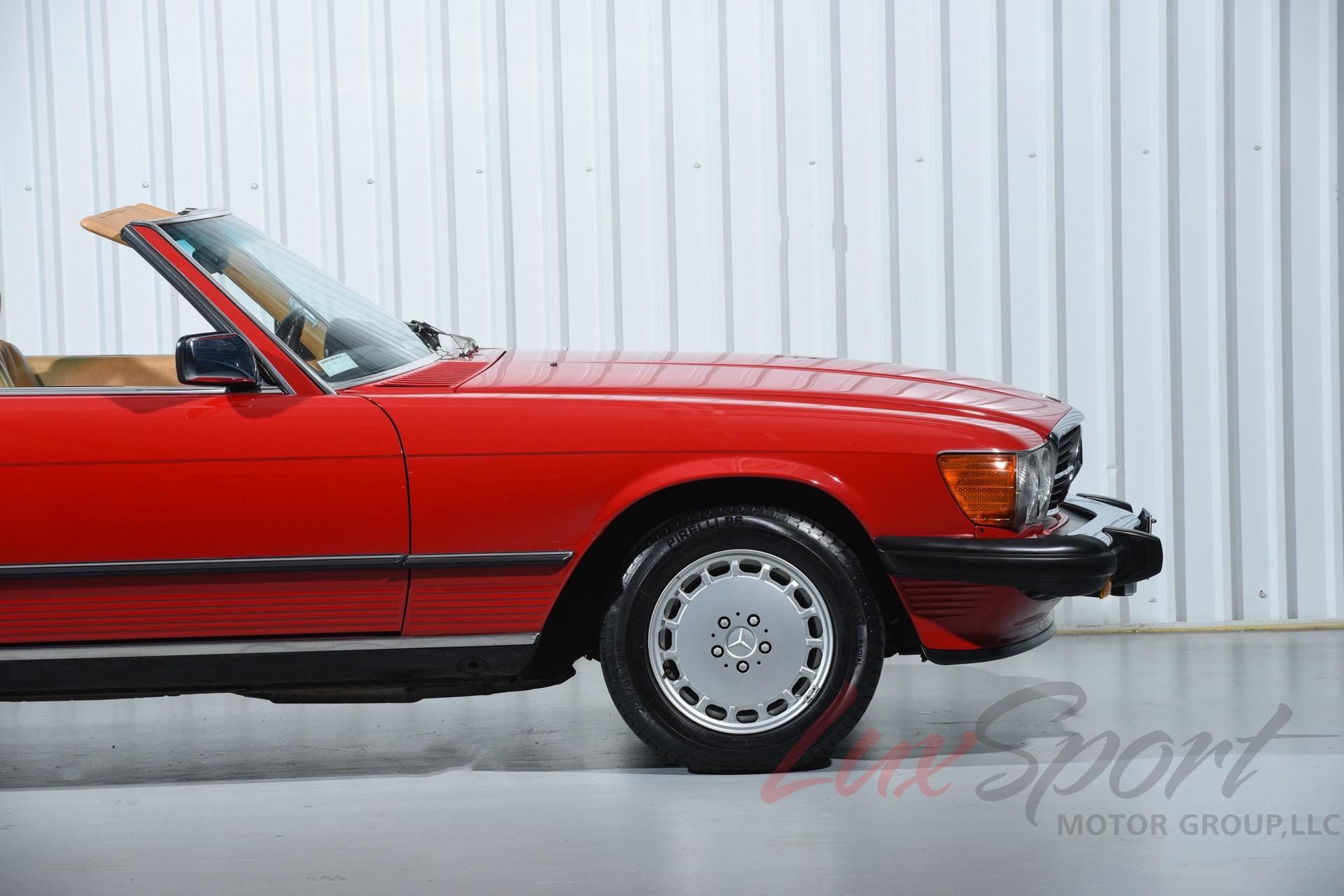Used 1989 Mercedes-Benz 560SL Roadster 560 | New Hyde Park, NY