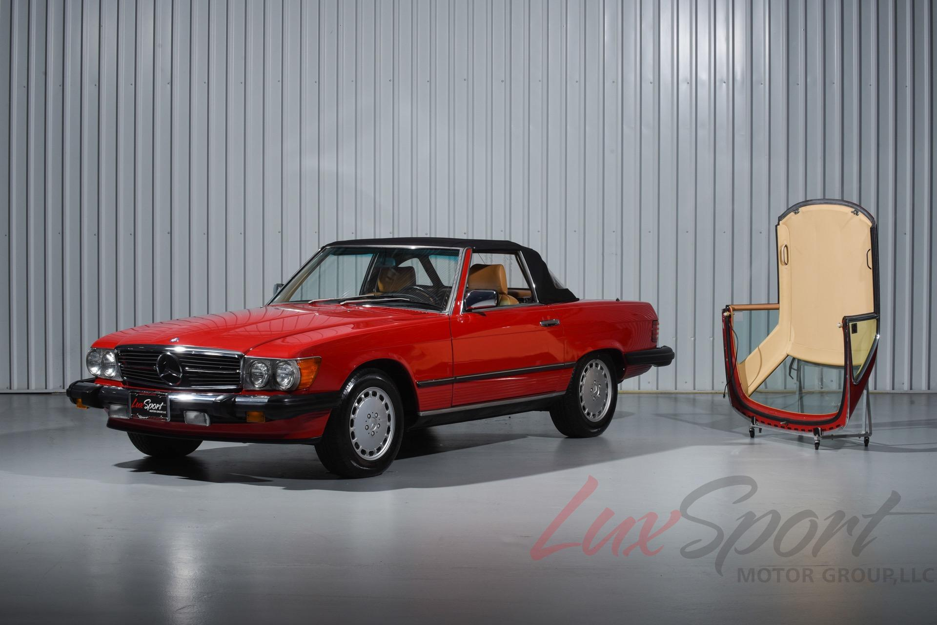 Used 1989 Mercedes-Benz 560SL Roadster  | Syosset, NY