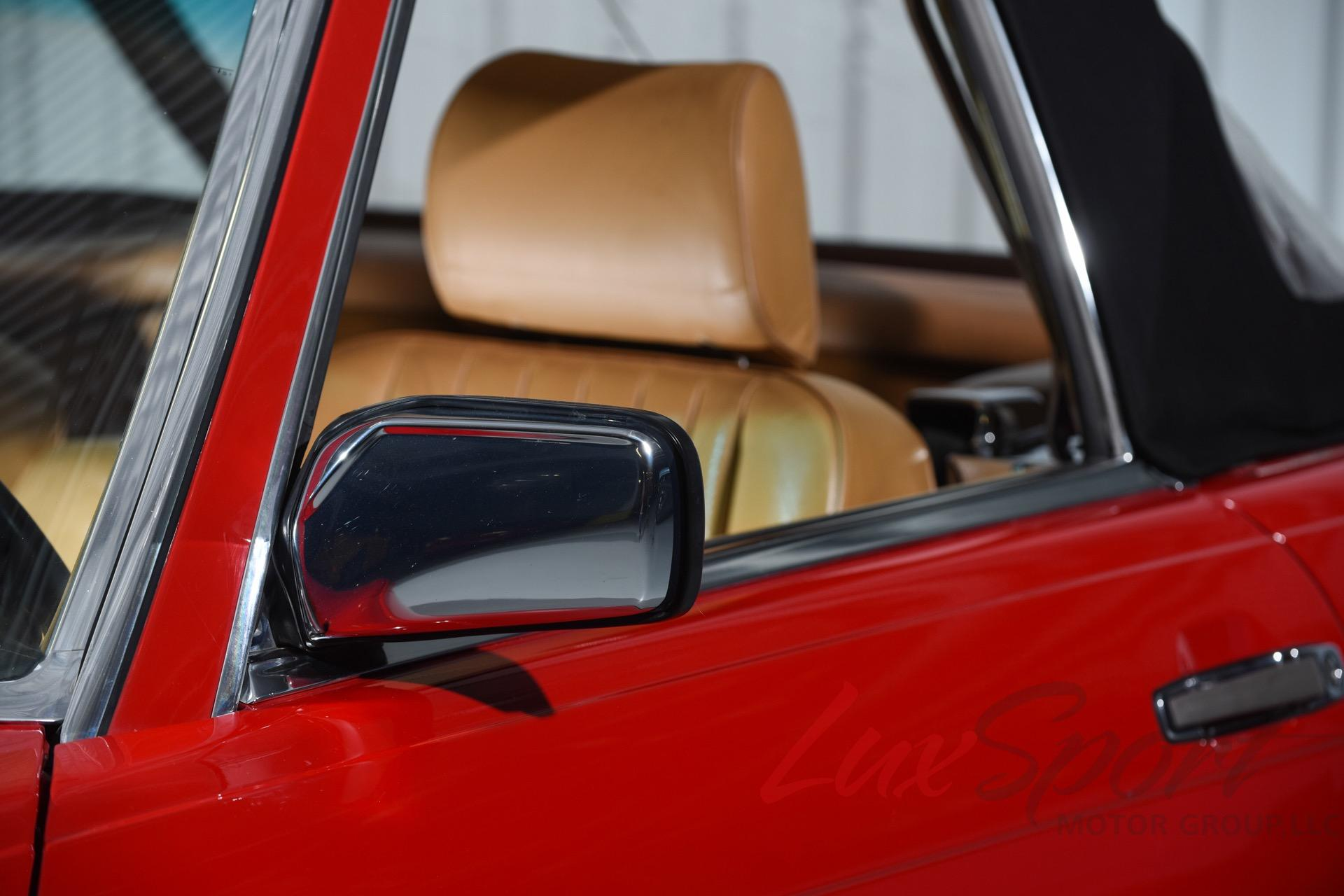 Used 1989 Mercedes-Benz 560SL Roadster    Syosset, NY