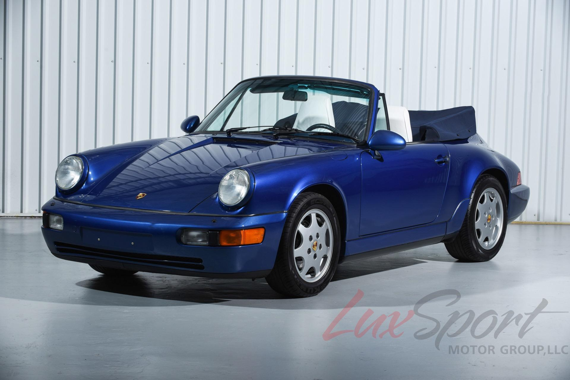 Used 1991 Porsche 964 Carrera 2 Cabriolet Carrera | New Hyde Park, NY