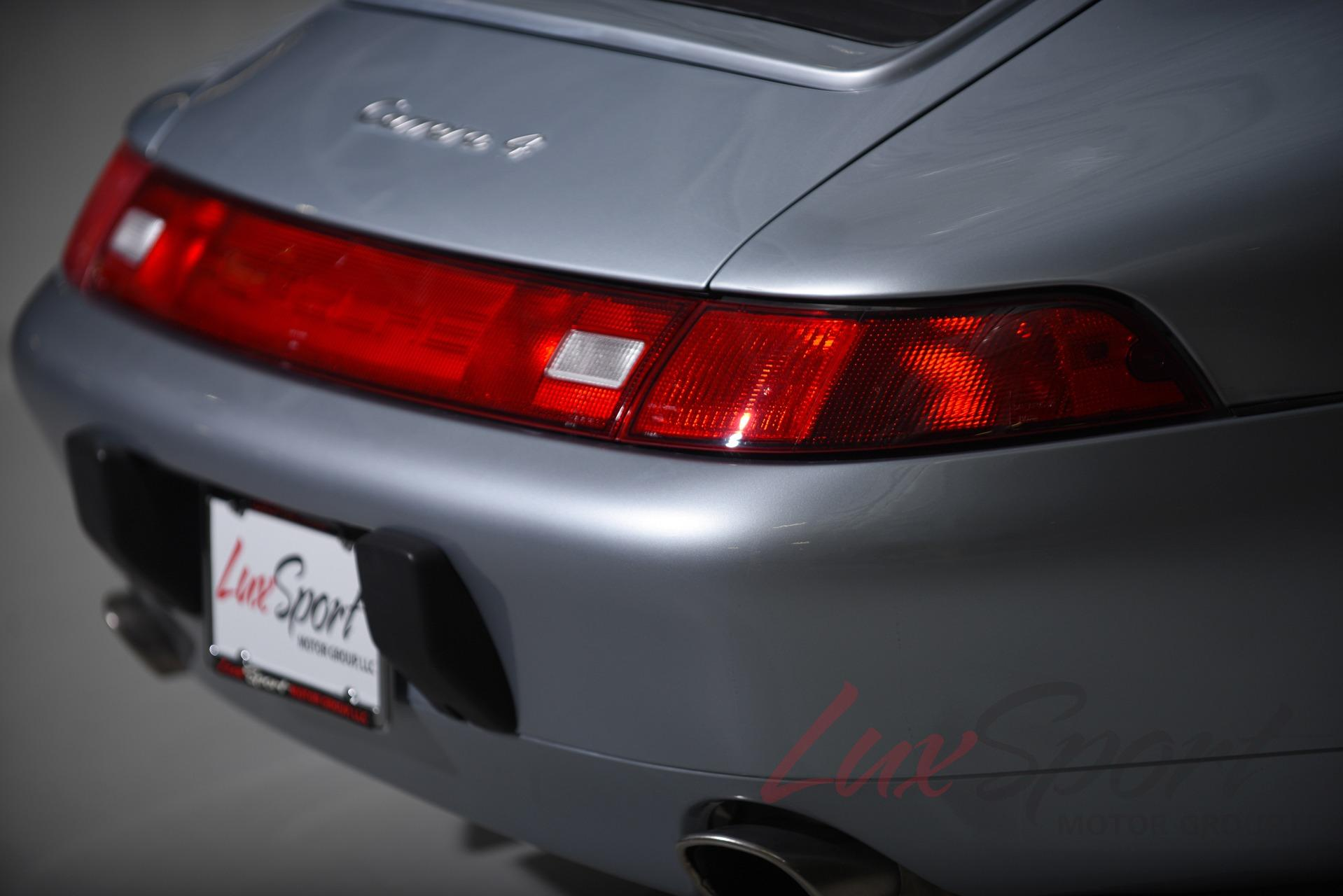 Used 1995 Porsche 993 Carrera 4 Cabriolet  | New Hyde Park, NY