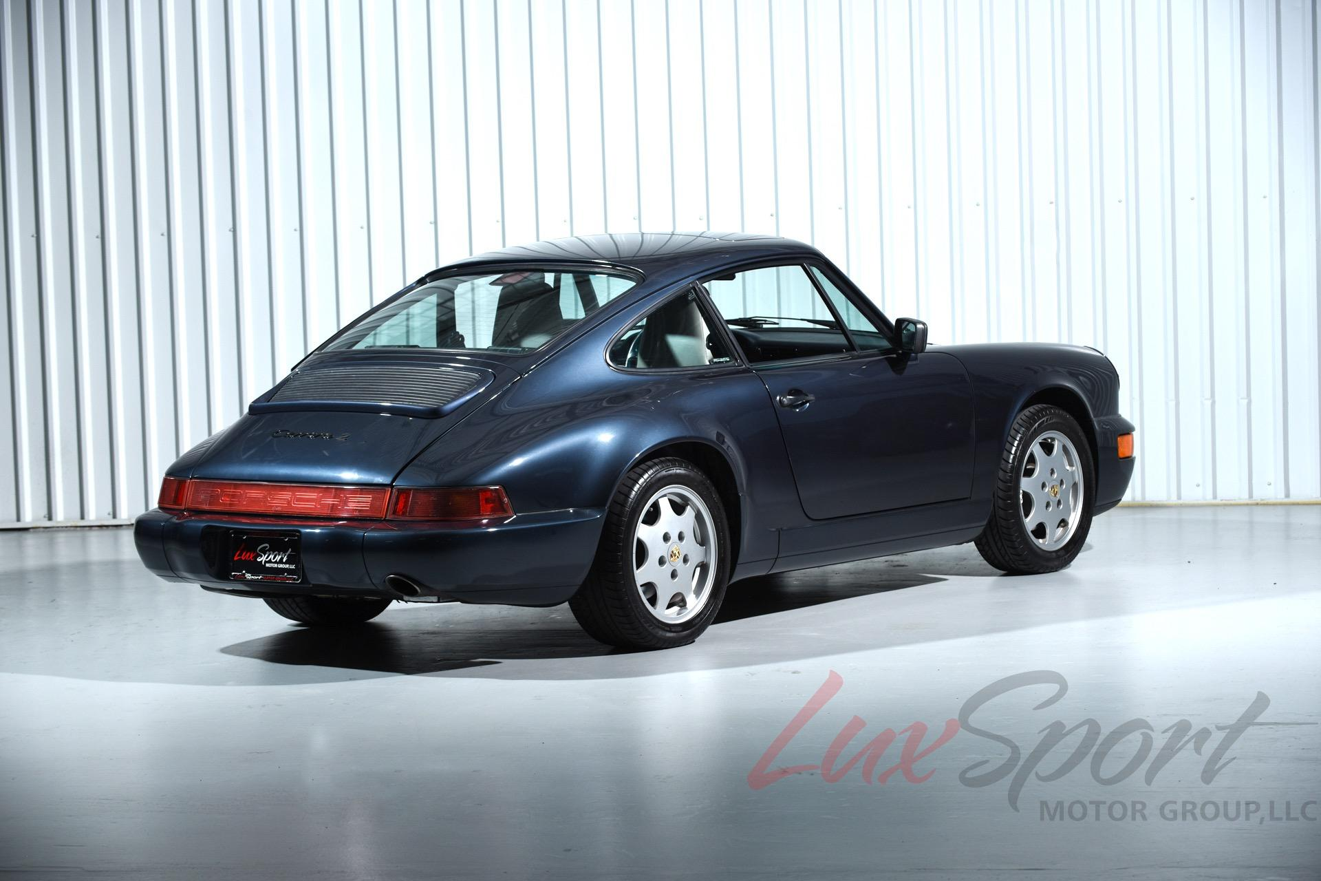 Used 1990 Porsche 964 Carrera 2 Coupe Carrera | New Hyde Park, NY