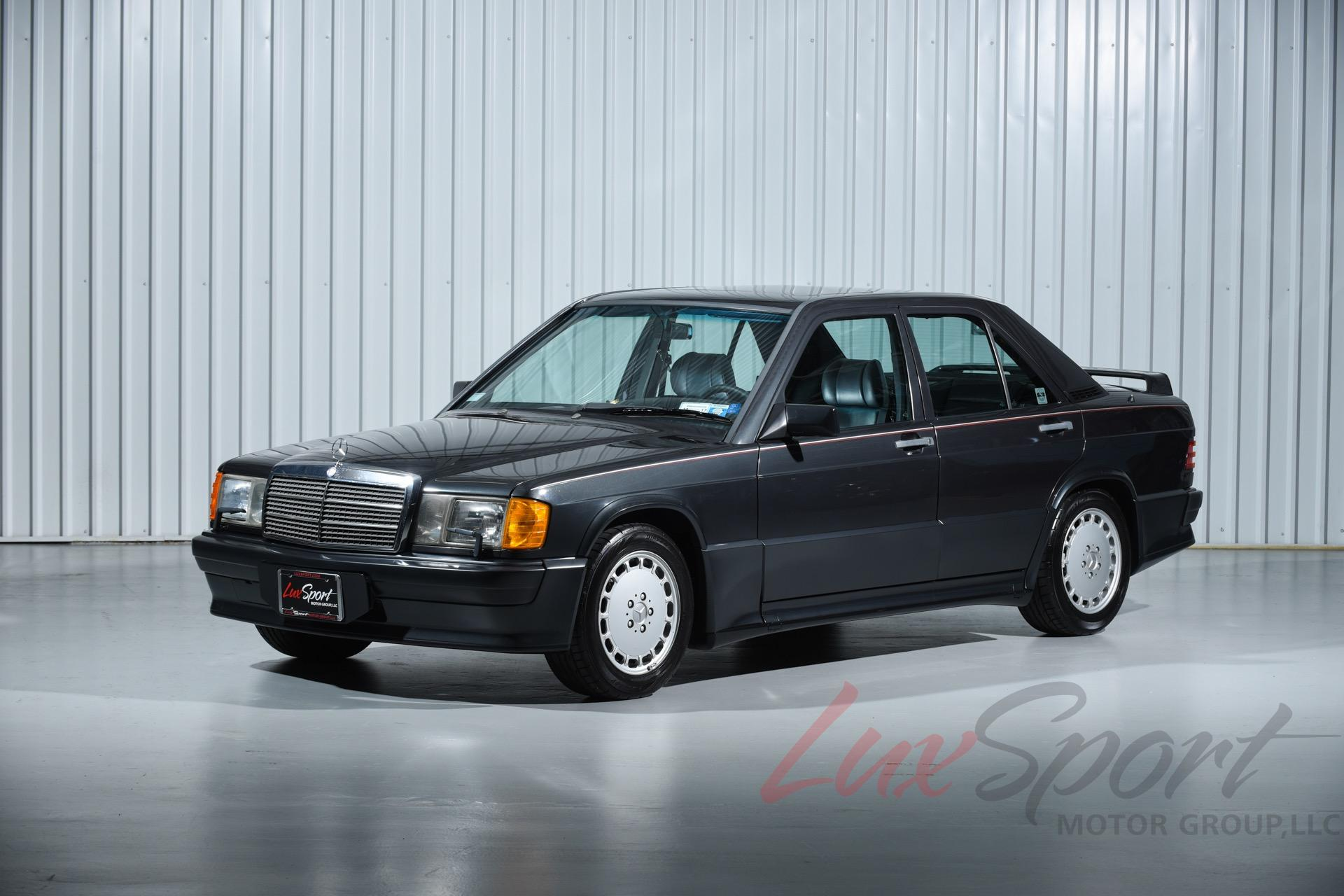 1987 mercedes benz 190 e 2 3 16v used mercedes benz 190 for Mercedes benz 190 for sale