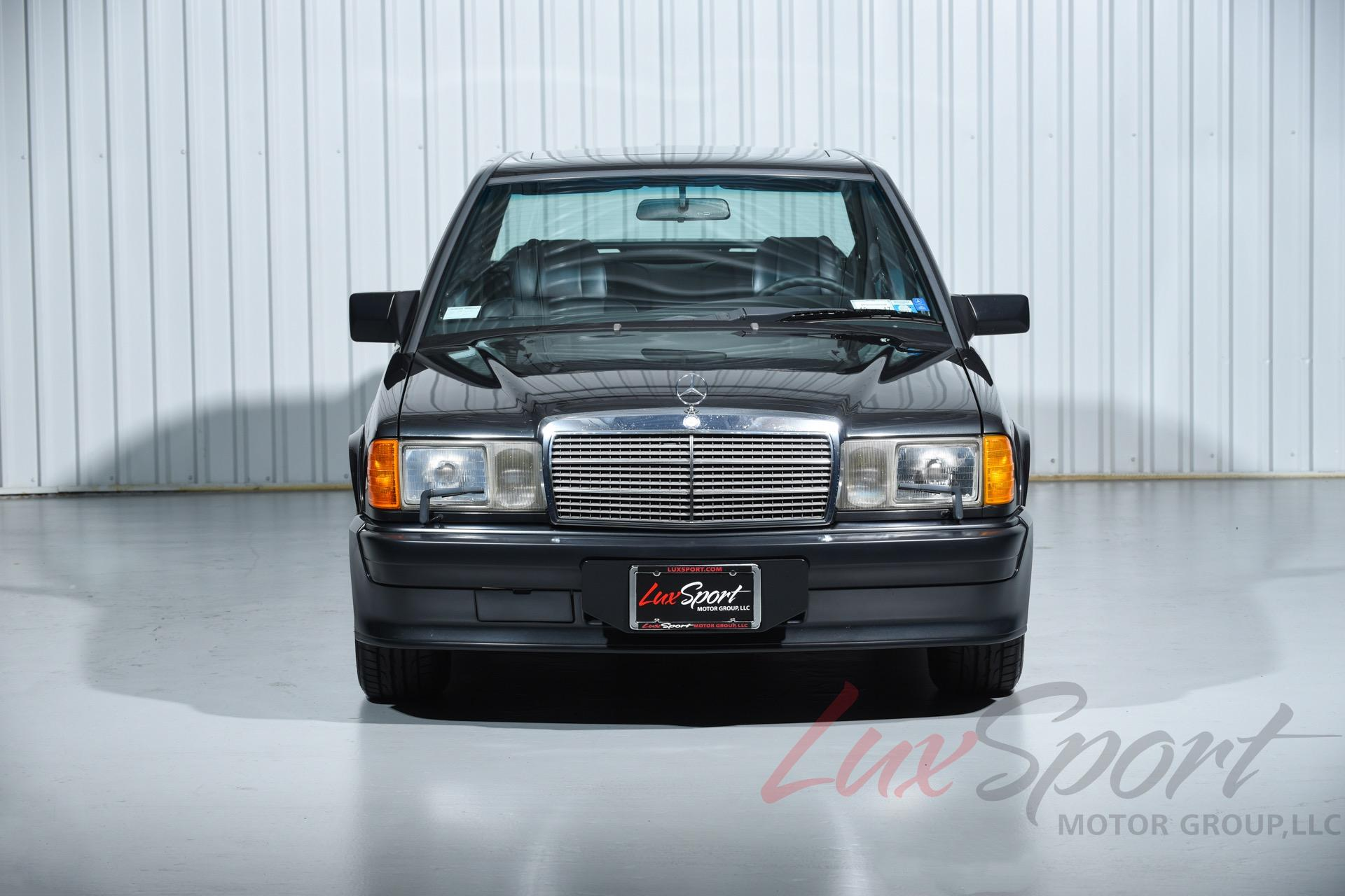 1987 Mercedes-Benz 190 E 2.3-16V Stock # 1987158 for sale near ... on