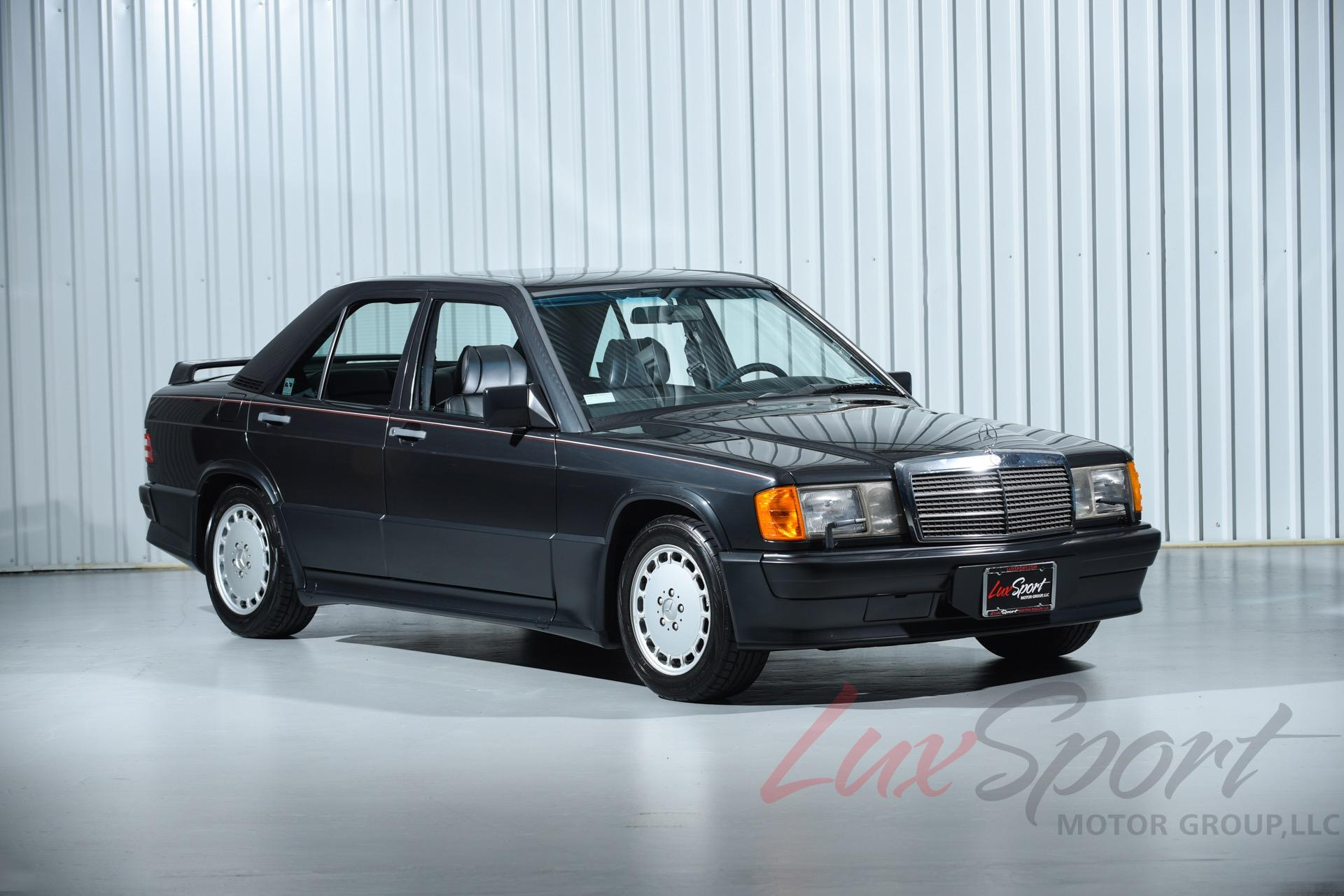 1987 mercedes benz 190 e 2 3 16v stock 1987158 for sale near new hyde park ny ny mercedes. Black Bedroom Furniture Sets. Home Design Ideas