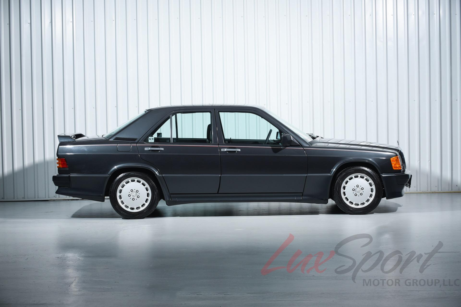 1987 mercedes benz 190 e 2 3 16v stock 1987158 for sale for Mercedes benz for sale ny
