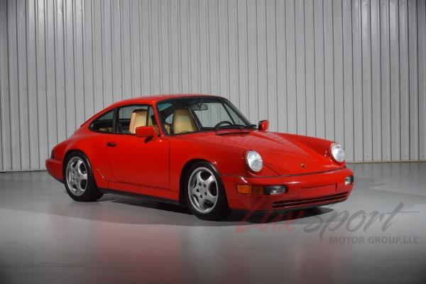 Used 1989 Porsche 964 Carrera 4 Coupe Carrera 4 | New Hyde Park, NY