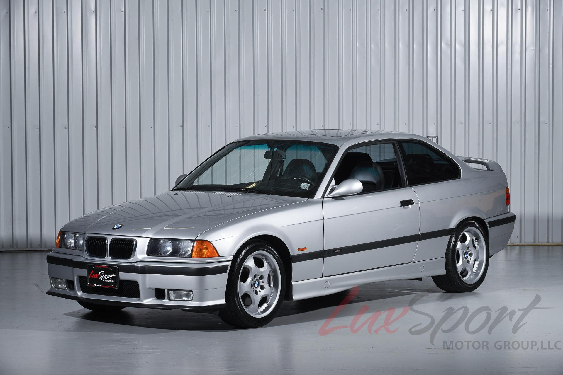 1999 bmw e36 m3 coupe stock 1999121 for sale near new. Black Bedroom Furniture Sets. Home Design Ideas