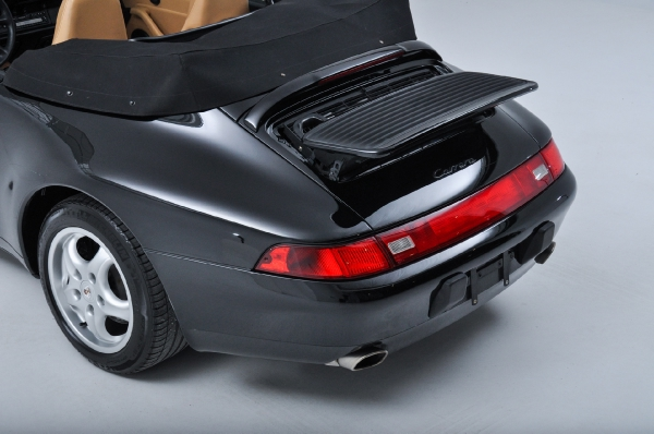 Used 1998 Porsche 993 Carrera 2 Cabriolet Carrera | New Hyde Park, NY