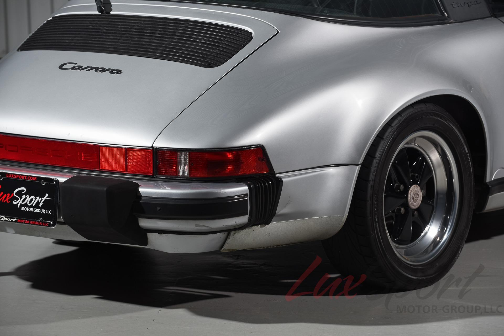 Used 1987 Porsche 911 Carrera Targa Carrera | New Hyde Park, NY