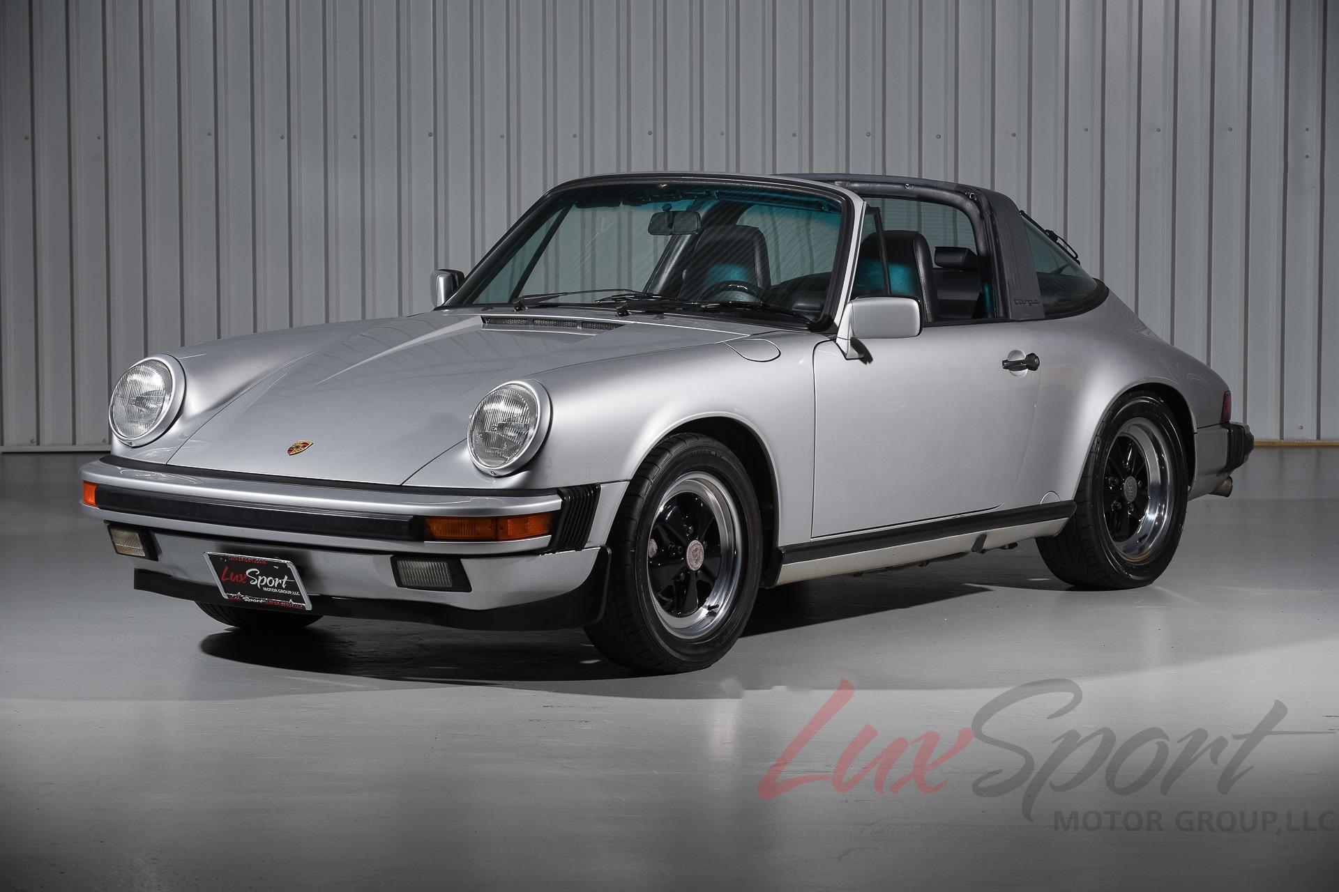 1987 porsche 911 carrera targa carrera stock 1987146 for. Black Bedroom Furniture Sets. Home Design Ideas