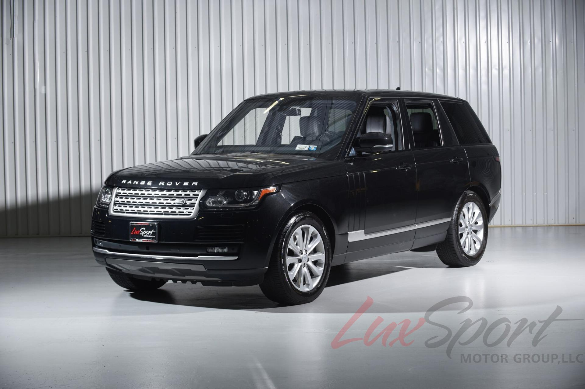 2016 Land Rover Range Rover HSE HSE Stock for sale near