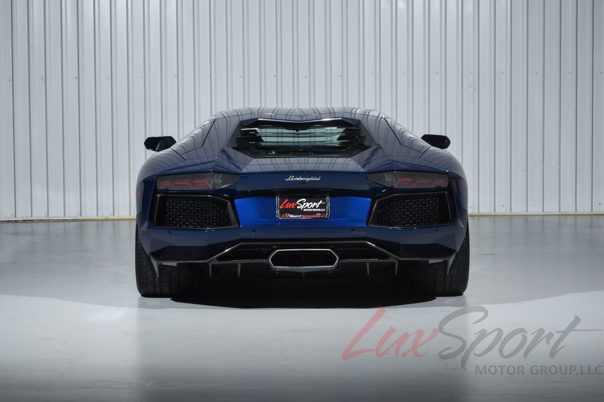 Used 2013 Lamborghini Aventador LP 700-4 | New Hyde Park, NY