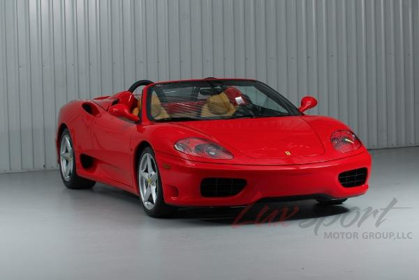 Used 2001 Ferrari 360 Spider  | New Hyde Park, NY