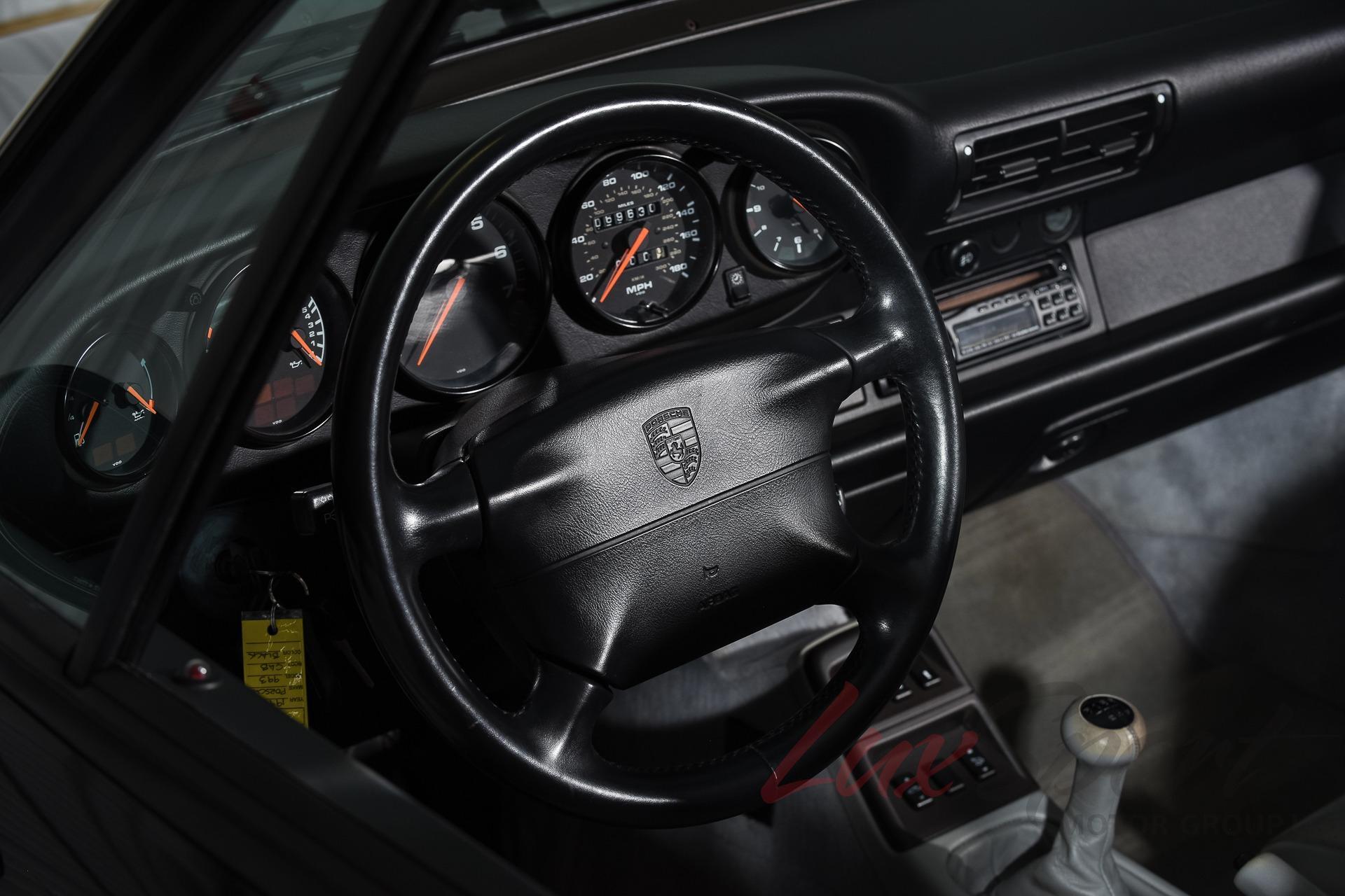 Used 1995 Porsche 993 Carrera 2 Cabriolet  | New Hyde Park, NY