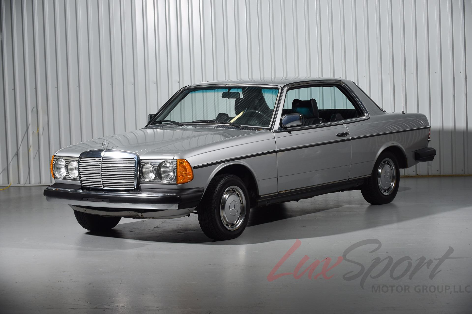 1979 mercedes benz 280ce coupe stock 1979102 for sale for Mercedes benz nearby