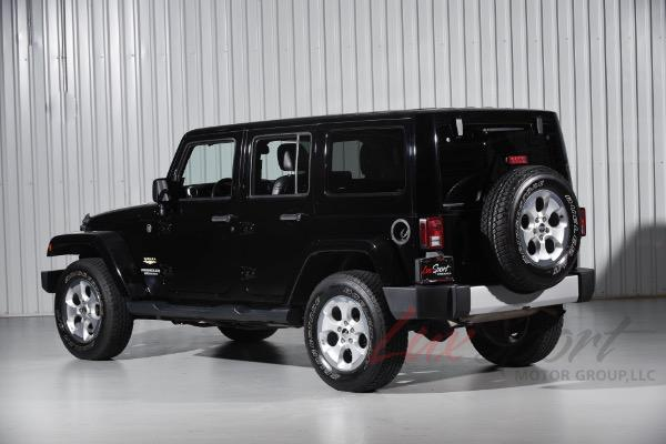 Used 2014 Jeep Wrangler Unlimited Sahara Sahara | New Hyde Park, NY