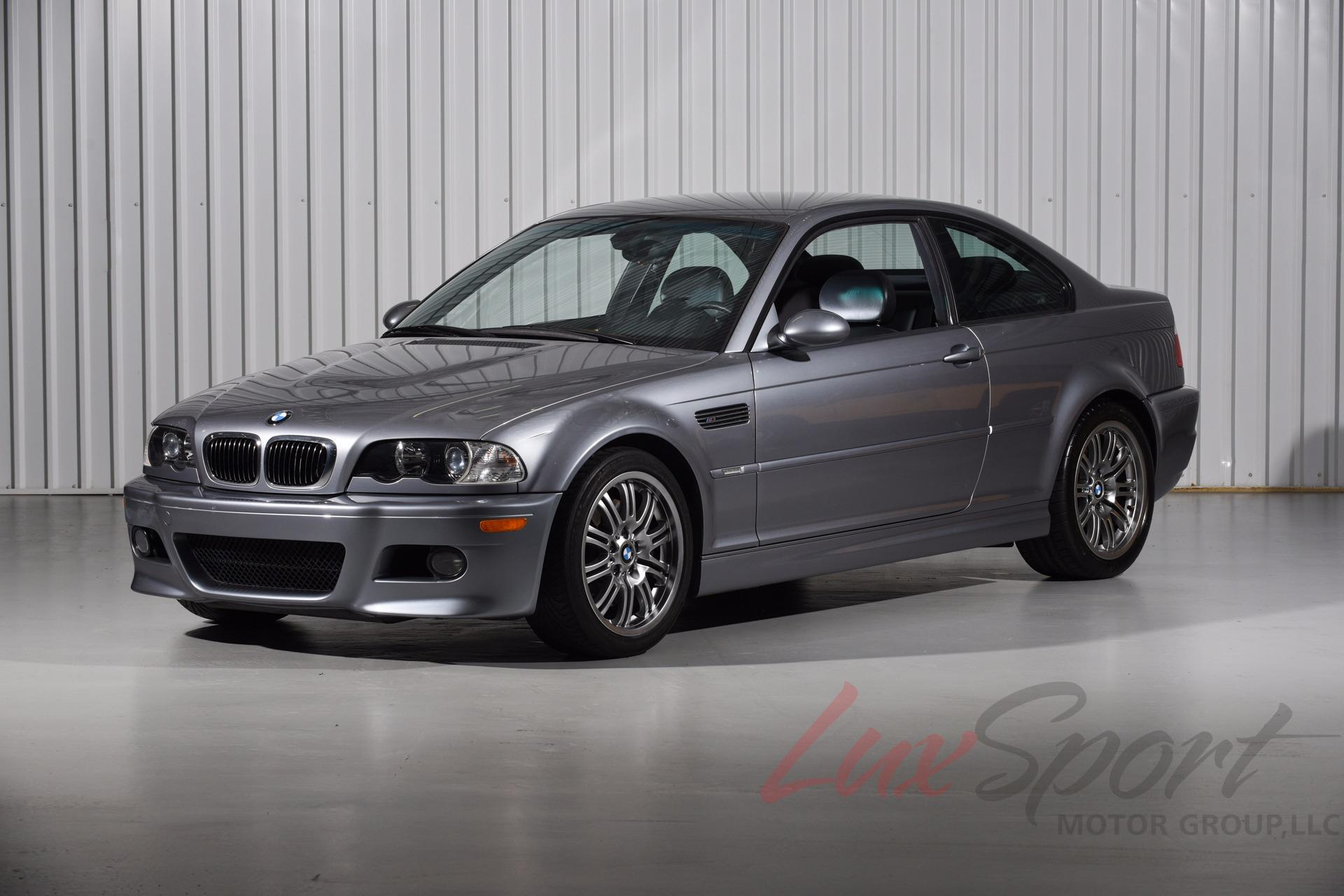 2005 Bmw M3 Coupe Stock 2005107 For Sale Near Syosset Ny Ny Bmw Dealer