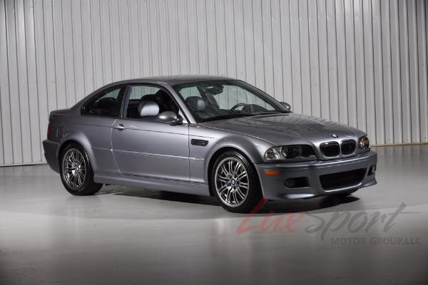 2005 bmw m3 coupe stock 2005107 for sale near new hyde. Black Bedroom Furniture Sets. Home Design Ideas