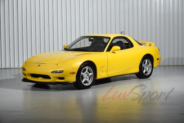 Used 1993 Mazda RX-7 Twin Turbo Coupe Turbo | New Hyde Park, NY