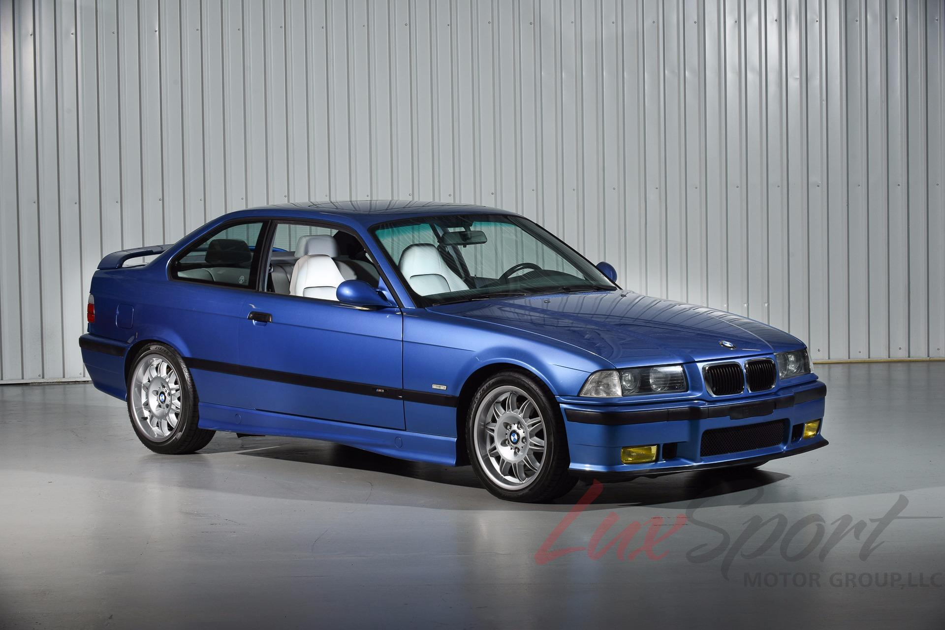 1999 bmw e36 m3 coupe stock 1999123 for sale near new. Black Bedroom Furniture Sets. Home Design Ideas