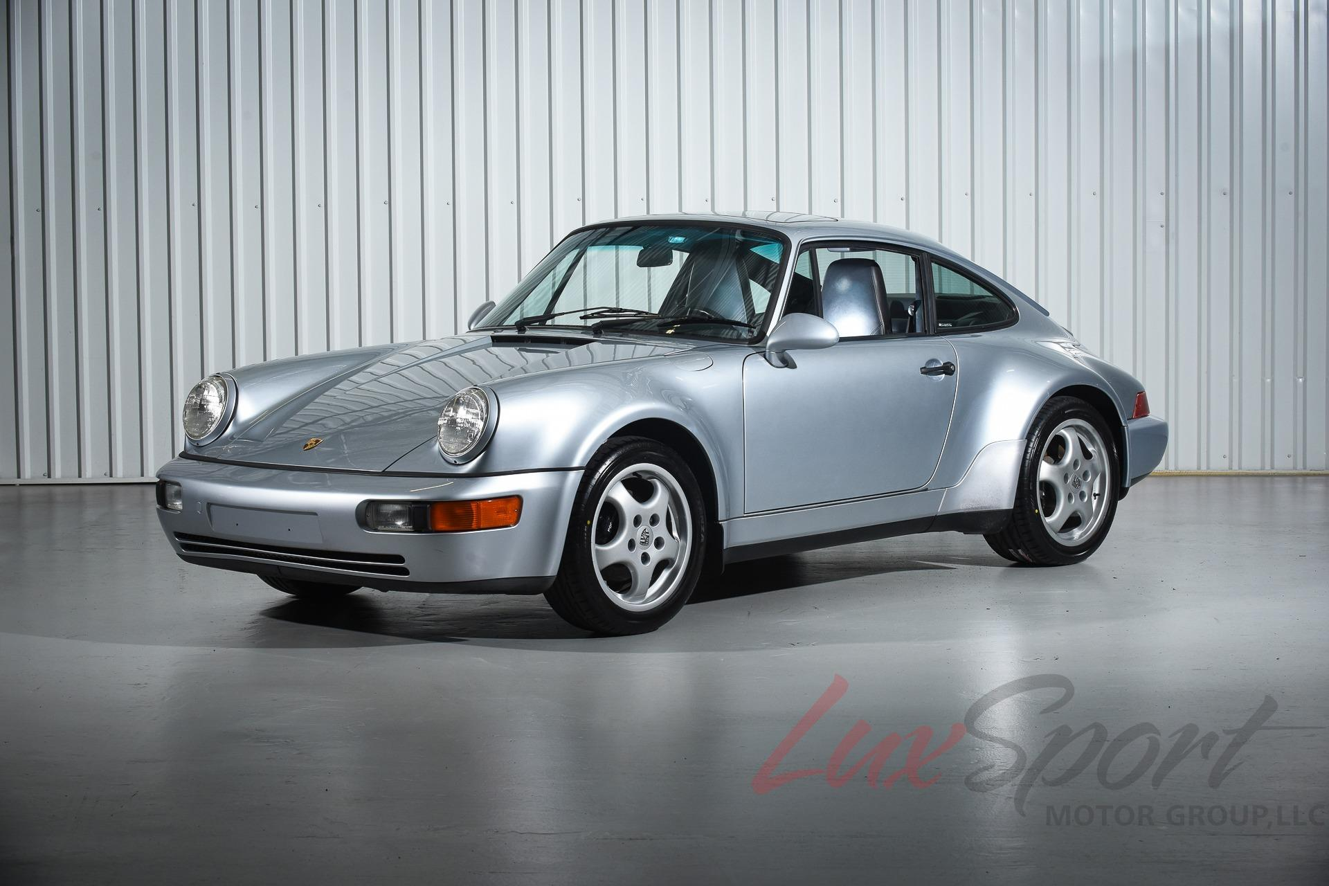 Used 1994 Porsche 964 Carrera 4 Widebody Coupe  | New Hyde Park, NY