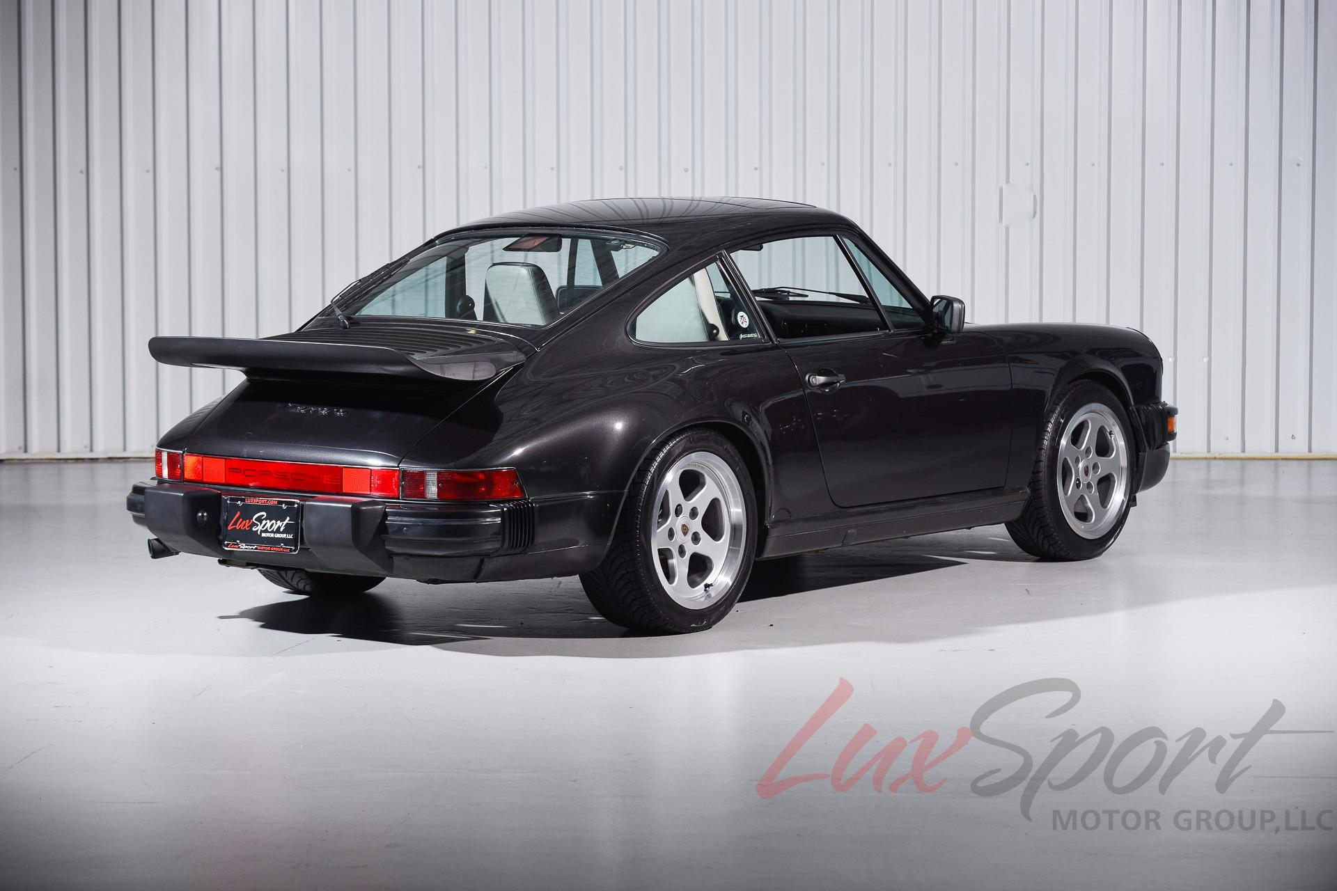 Used 1989 Porsche 911 Carrera Anniversary Coupe  | New Hyde Park, NY