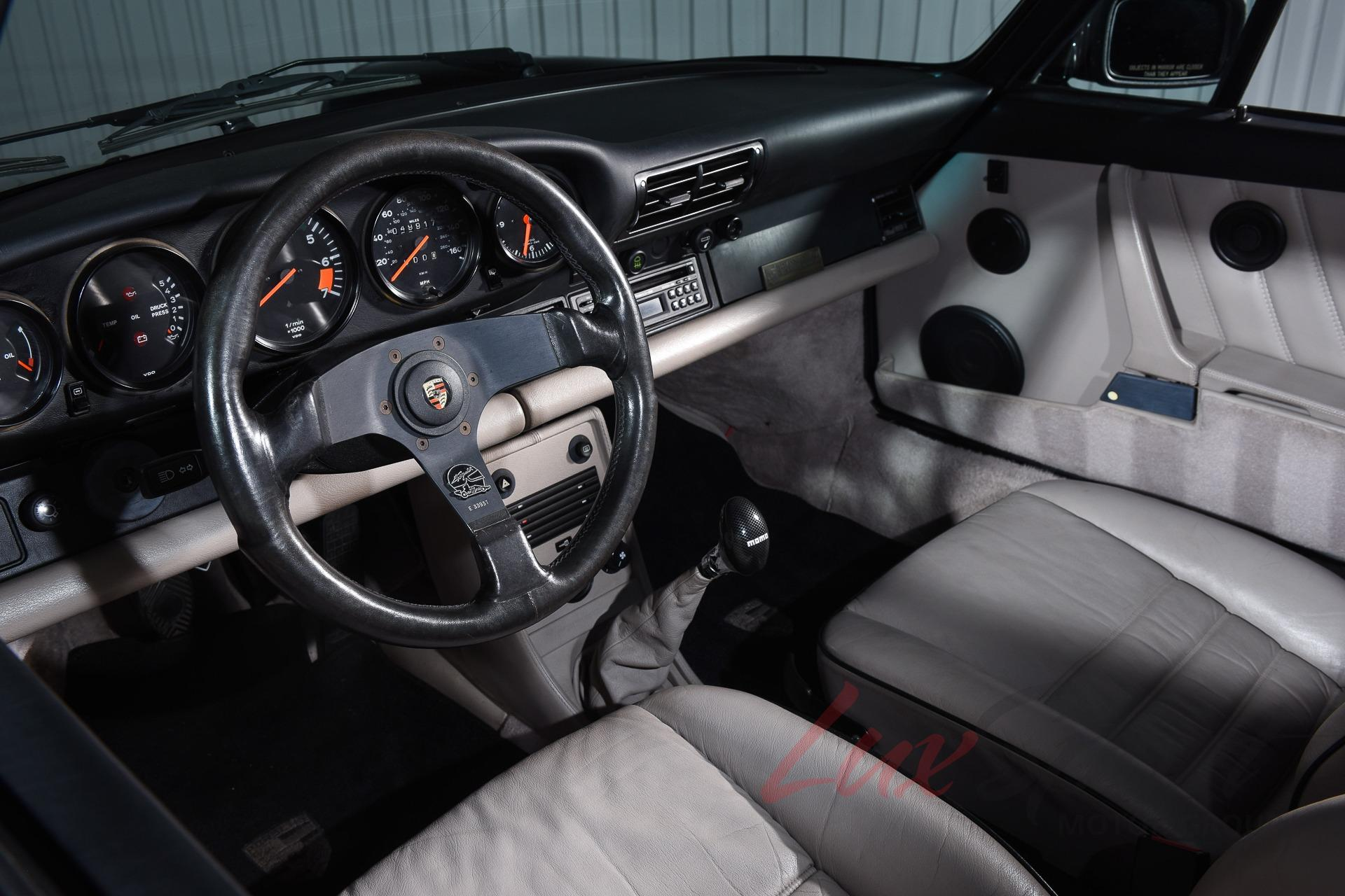 Used 1989 Porsche 911 Carrera Anniversary Coupe Carrera | New Hyde Park, NY
