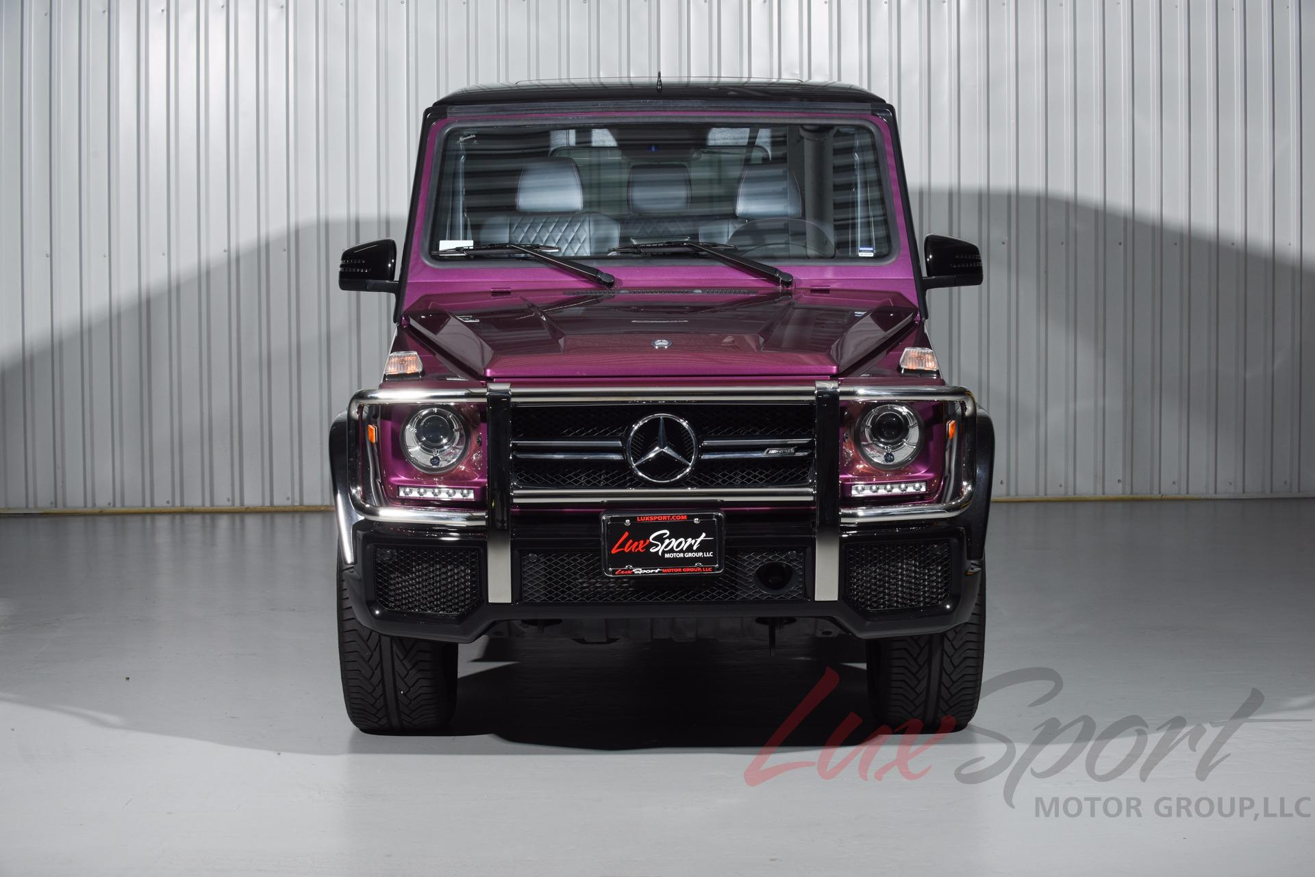 Used 2016 Mercedes-Benz G63 AMG AMG G 63 | New Hyde Park, NY