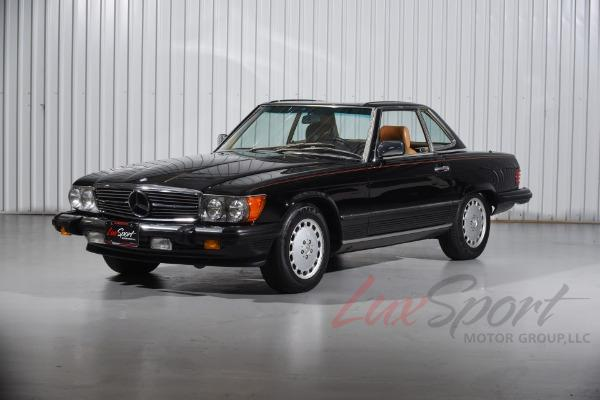 Used 1989 Mercedes-Benz 560SL Convertible 560 SL | New Hyde Park, NY