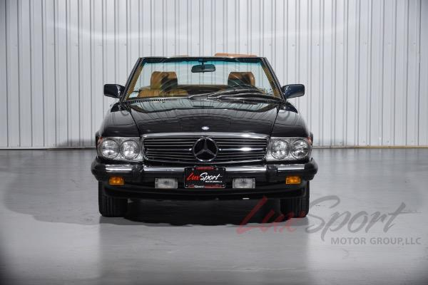 Used 1989 Mercedes-Benz 560SL Convertible  | New Hyde Park, NY