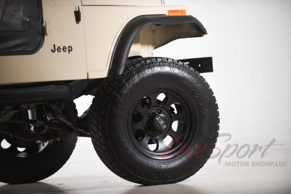 Used 1985 Jeep CJ-7  | Syosset, NY