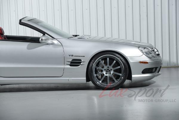 Used 2003 Mercedes-Benz SL55 AMG RennTech SL 55 AMG | New Hyde Park, NY