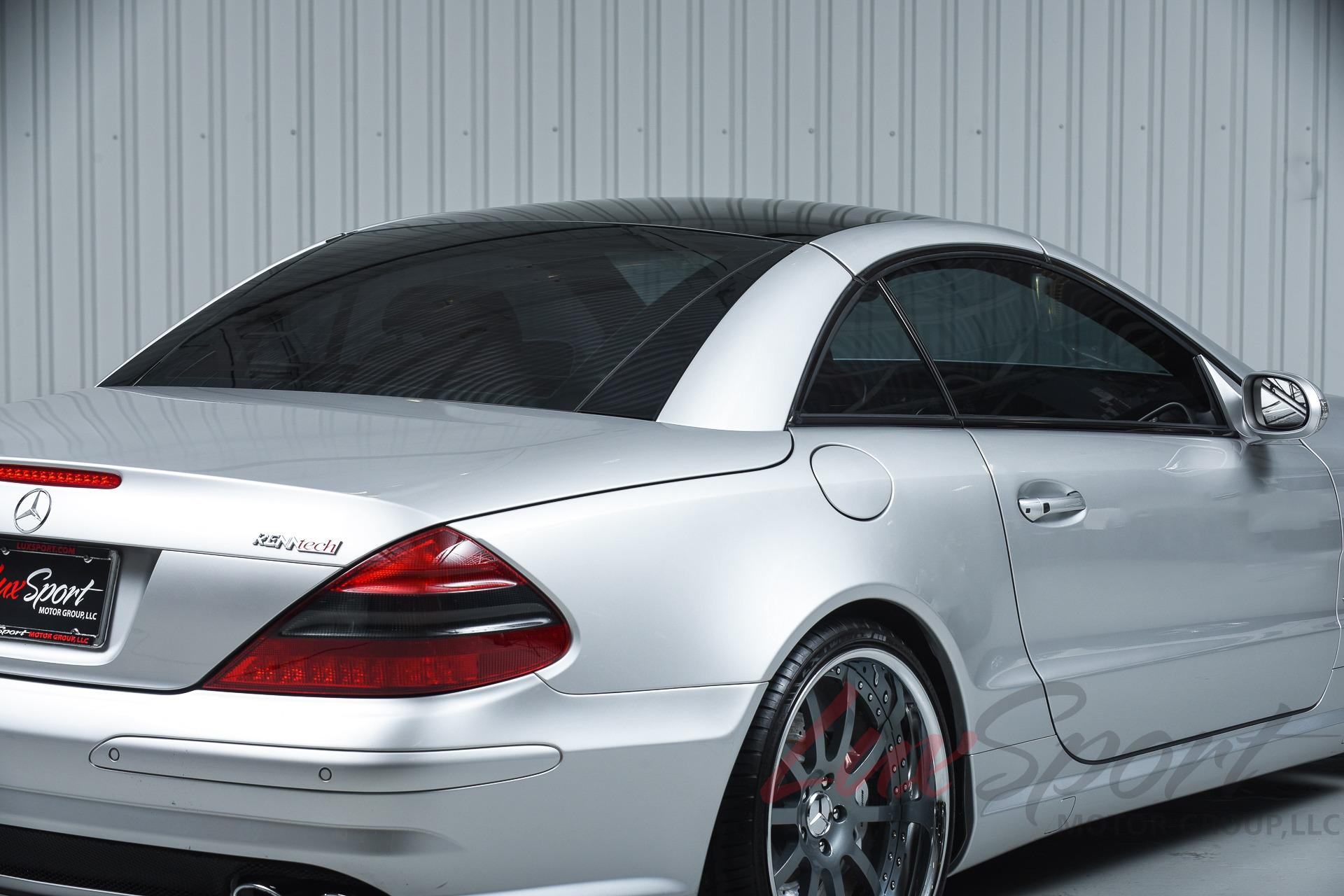 Used 2003 Mercedes-Benz SL55 AMG RennTech  | New Hyde Park, NY