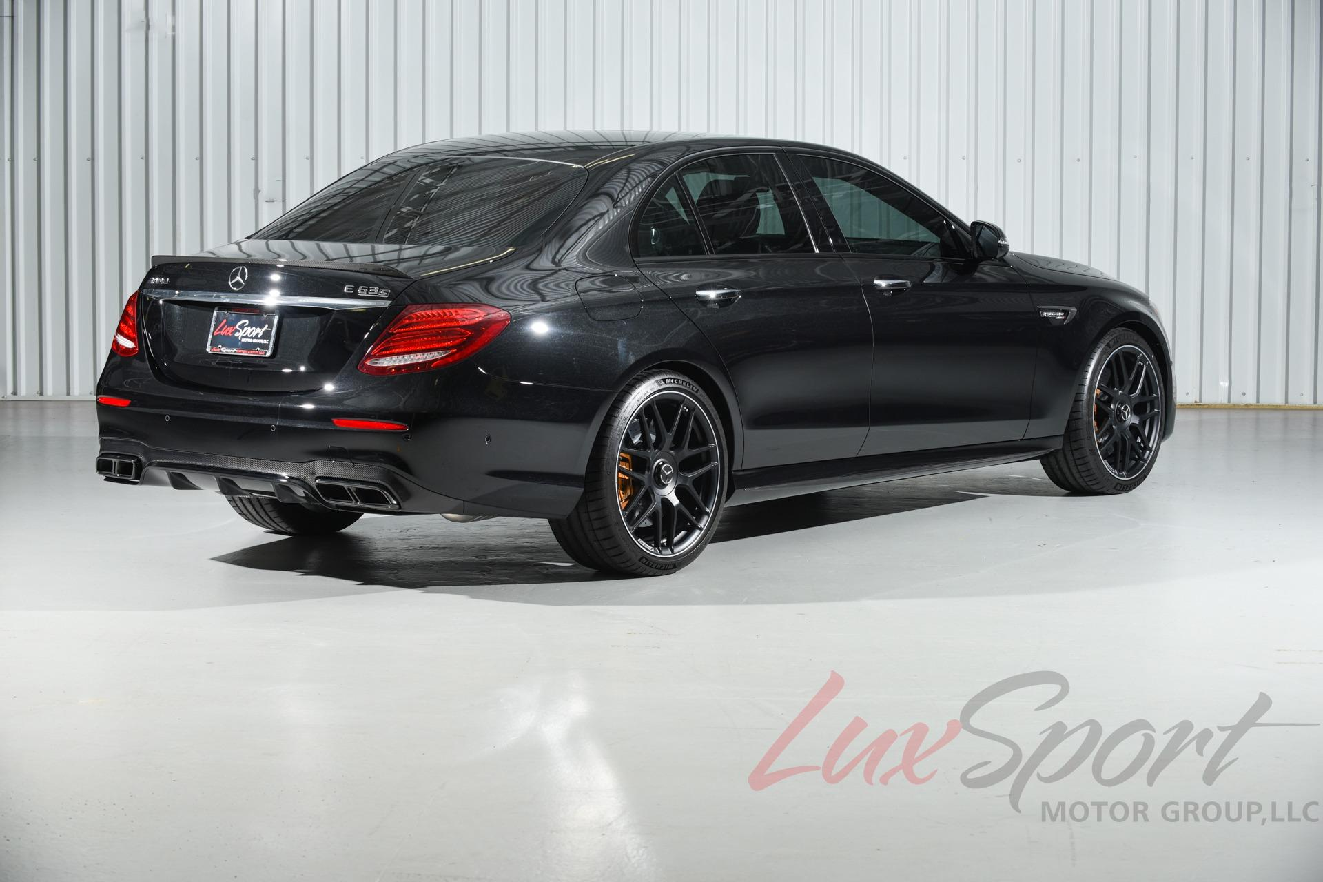 Used 2018 Mercedes-Benz E63-S AMG Sedan  | New Hyde Park, NY